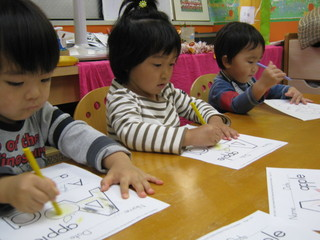 幼児アフタースクール